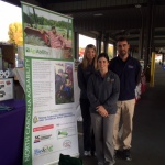 ECU MSOT students conduct outreach at farmers markets