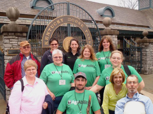 NC AgrAbility delegation group photo at 2014 National AgrAbility Training Workshop.