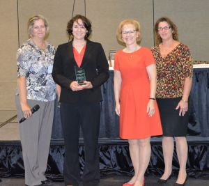 Michele Proctor receives 2014 Sallee Assistive Technology Award of Excellence